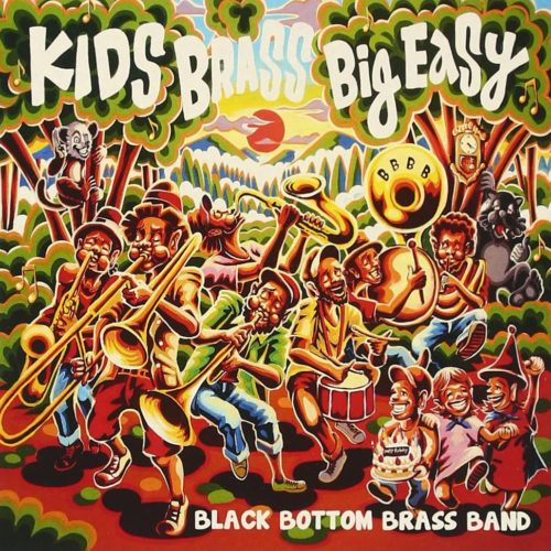 KIDS BRASS BIG EASY