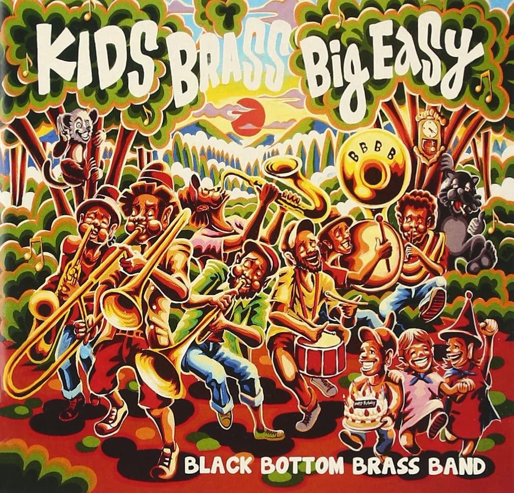 KIDS BRASS BIG EASY